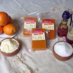 Portakallı Yazlık Helva